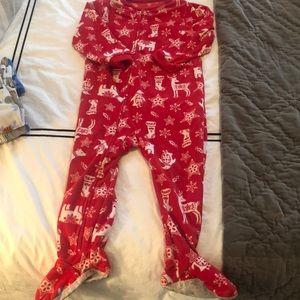 Carter's Pajamas - Carters footie pjs 24m set of three